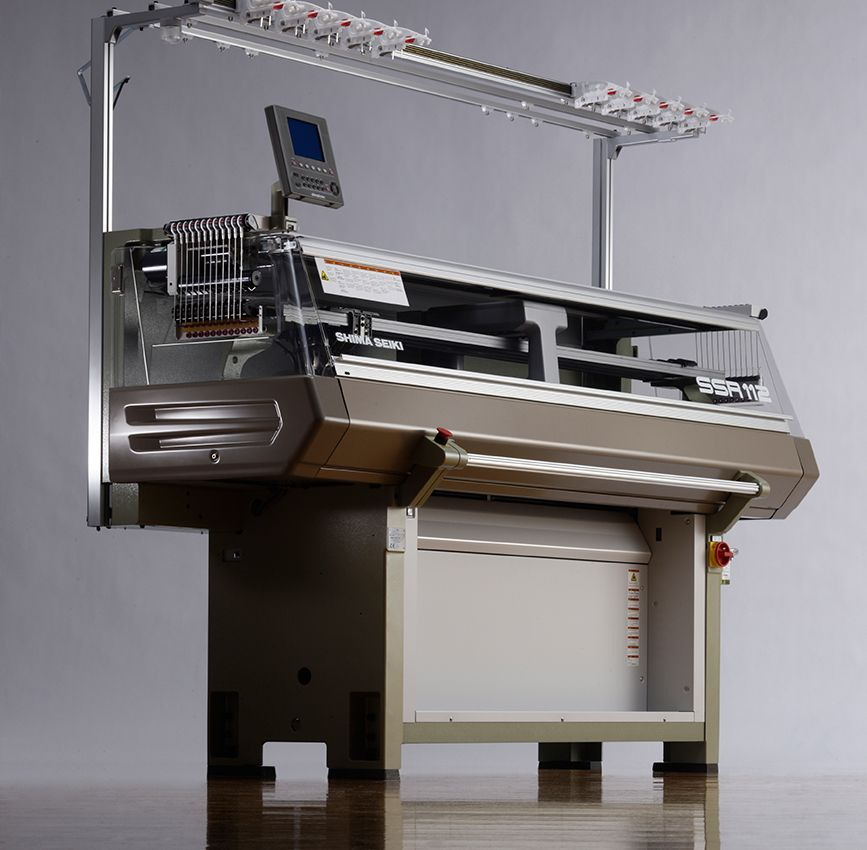 Knitting Machines | Products | SHIMA SEIKI | Computerized