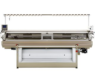 WHOLEGARMENT Knitting Machines  MACH2S