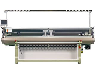Computerized Flat Knitting Machines SVR202